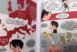 """Pop economix: un fumetto per capire la """"crisi"""""""