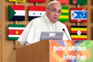 Il Papa, l'Expo e il mercato che ostacola la lotta alla fame
