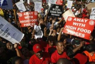 La speculazione sulle commodity minaccia la vita in Africa